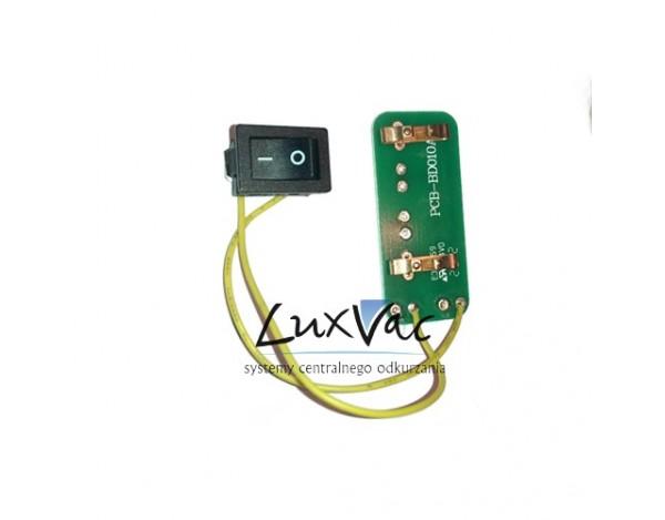 Przełącznik regulacji obrotów NEXE ze stykami