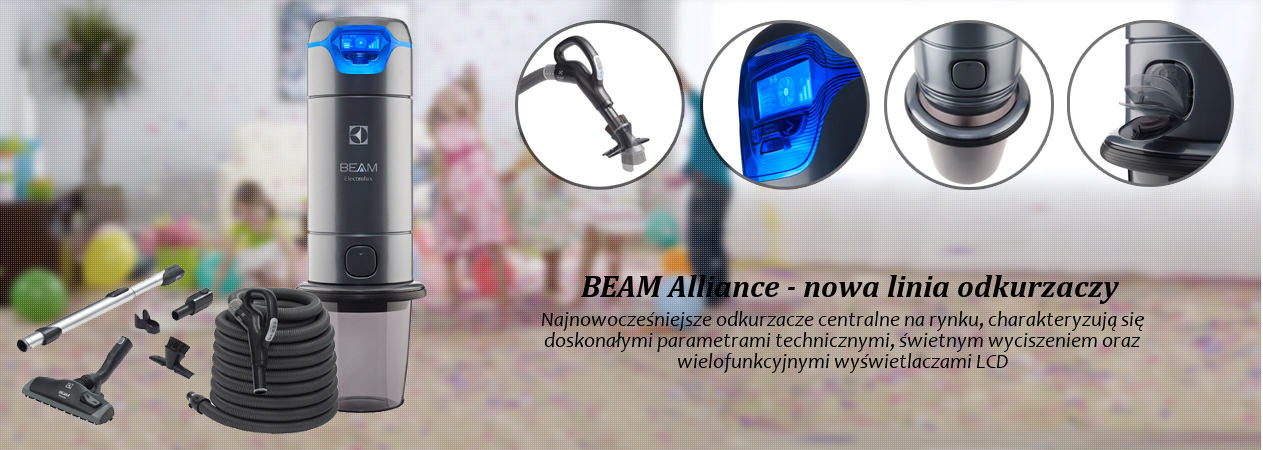 Nowa linia modelowa Beam Alliance