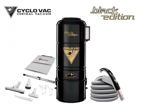 Odkurzacz Cyclo Vac H715 Black Edition + zestaw 9m